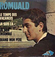 ROMUALD LE TEMPS DES VACANCES FRENCH ORIG EP MICHEL COLOMBIER
