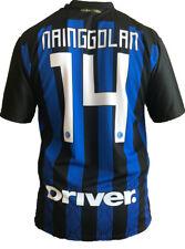 773afd760 Maglia Inter NAINGGOLAN 14 Replica Ufficiale Bambino Adulto 2018-2019  Maglietta