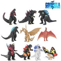 10pcs Godzilla 2 King Of Monsters Mechagodzilla Gigan Anguirus Action Figure Toy