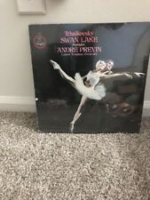 Tchaikovsky / Previn - Swan Lake Highlights LP New Sealed S-37561 Quad SQ