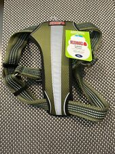 New listing X Large Kong Green Reflective Padded Dog Harness