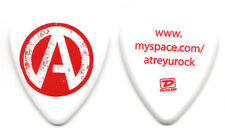 ATREYU Guitar Pick 2008 Tour - Myspace picks dunlop