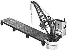 Spur H0 -- Bausatz Steg mit Kran -- 7519 NEU