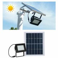 6000K 54 LED Sensor Solar Power Wall Flood Light Outdoor Waterproof Lamp 400LM