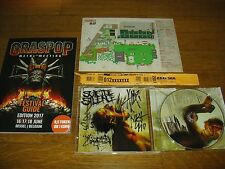 Suicide Silence – The Cleansing CD signed autographed Parkway Drive Deicide