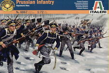 Italeri Models 1/72 Prussian Infantry in Napoleonic Wars (48 Figures)