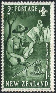 EBS New Zealand 1953 - Boy Scouts - SG 720 MNH**