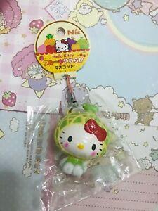 Rare Nonreproduced Hello kitty in Melon Costume Squishy