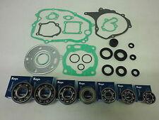 Motor Reparatur Satz Motorlager Motordichtsatz Simmerringe Yamaha DT TDR TZR 125