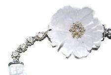 White Bridal Garter