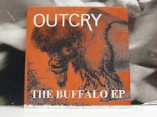 """OUTCRY - THE BUFFALO EP - 7"""" VINYL NEAR MINT"""