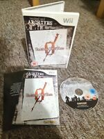 Resident Evil Zero - Nintendo Wii/Wii U Game - COMPLETE Private Seller FREE P&P!