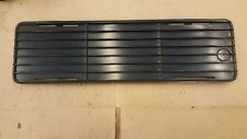 VW GOLF MK1 CABRIO LOWER FRONT APRON GRILL GRILLE 171853662