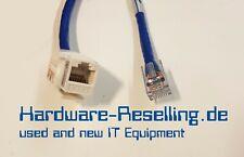 EMC Ethernet Verlängerung CAT-5e/6 auf Panel Mount MGMT 30 cm 038-003-718