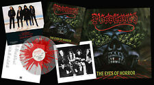 "Possessed_The Eyes Of Horror (Vinyl,12"",45 RPM,EP Ltd,Reissue,Ultra Clear/ Red)"