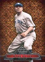 2011 Topps Diamond Anniversary HTA New York Yankees Baseball #HTA3 Babe Ruth