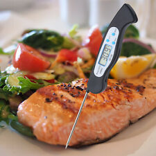 Meat Thermometer Digital BBQ Grill Kitchen Food Instant Read Probe Cooking EN