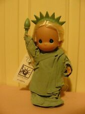 Precious Moments - made exclusively for the Statue of Liberty Museum Store, 2014