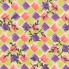 Yucatán montañas Rosa Niebla Annie Brady 16716 14 Moda Tejido de algodón acolchado