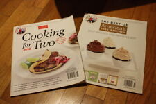 Best Recipes & Reviews Magazine 2011 America's Test Kitchen & Cooking for Two