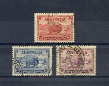 Australia Scott 147-149