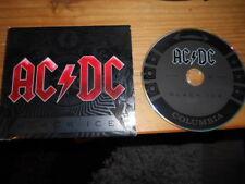 AC/DC  BLACK ICE    2008  CD.  .ROCK,METAL ,SABBATH