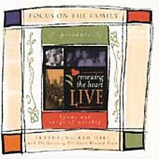 Renewing the Heart Live by Kim Hill (CD, 1998, Star Song Communications)