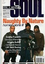 Naughty By Nature Blues & Soul  Curtis Mayfield  Gil Scott Heron  Dionne Warwick