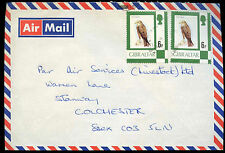 Gibraltar 1980 Commercial Airmail Cover To UK #C33402