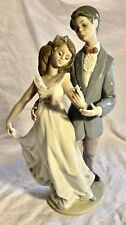 LLadro Now and Forever Porcelain Figurine 7642   with Box    SH0497