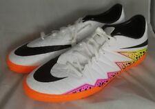 promo code 7ab54 1b6f6 NIKE EHYPERVENOM PHELON Hombres Zapatos de fútbol de salón blanco II  749898-108 Talla 11