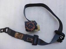 SONOMA 1997-1998 2DOOR PASSENGER Front Seat Belts GRAY HO139