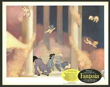 FANTASIA Original Disney Lobby Card R63 Centaurs and Cherubs!