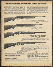 1980 REMINGTON 760 Gamemaster, Carbine, BDL Custom Deluxe, 760F Rifle AD