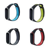 Silikon Sport Strap Fitness Tracker Handgelenk Ersatz für Xiaomi Band Mi 4 / 3