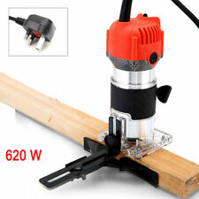 1pcs Electric Hand Trimmer Palm Router / Laminate Trimmer c/w Guide 220V 620W