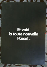 VW VOLKSWAGEN PASSAT 1995 brochure catalog - French - Canadian Market
