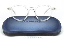 SBF Panto Vintage Brille Eyeglasses Occhiali Gafas Transparent Klar 44-22 Eckig