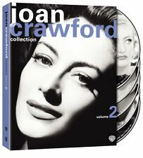 JOAN CRAWFORD COLLECTION VOLUME 2 NEW SEALED 5-DISC-SET DVD BOX-SET WB DVD OOP