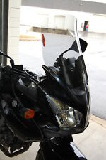 Suzuki V Strom DL 650 1000 04 12 Touring Windshield Shield Dark - Powerbronze X