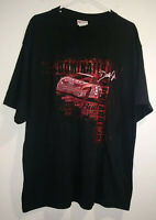 Dale Earnhardt Jr Nascar T-Shirt Black Size L Large Black Chase Authentics #8