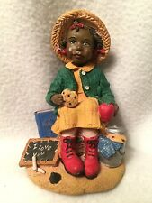 1995 Sarah's Attic Cookie Kids & Friends ~ Honey - Girl / School