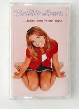Britney Spears Baby One More Time Excl Ltd White Cassette Tape