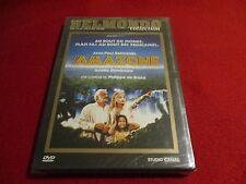 """DVD """"AMAZONE"""" Jean-Paul BELMONDO N°23, Arielle DOMBASLE"""