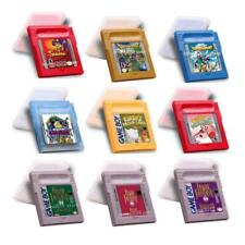GB GBC GameBoy Color FinalFantasy MegaMan Tetris Mario Zelda Shantae USA Version