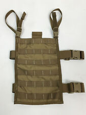 Allied Industries MOLLE Leg Panel Coyote