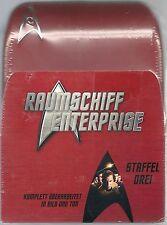 Star Trek Raumschiff Enterprise Classic 3 Neu OVP Sealed Hartbox Deutsche Ausgab