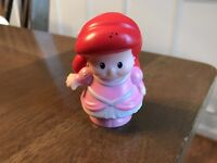Princess Ariel - (The Little Mermaid) - Fisher Price Little People (8)!