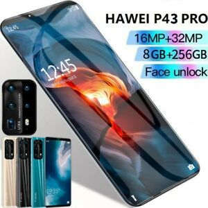 SMARTPHONE  Hawie P43 8GB + 256GB Operation with | 10 Core | Android 10.0| Syste