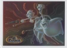 1995 Fleer Ultra Casper Spectre Blast Chromium #14 Non-Sports Card 1j8